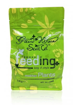 Green House Powder Feeding Mother Plants 1kg