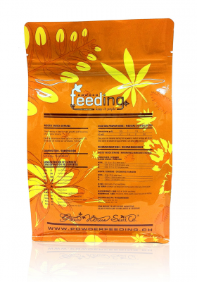 Green House Powder Feeding Mostly Indica 1kg