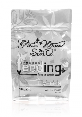 Green House Powder Feeding Hybrids 1kg