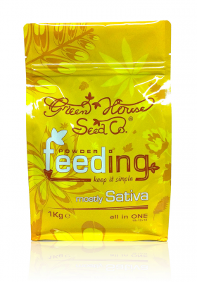 Green House Powder Feeding Mostly Sativa 1kg