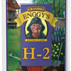 Grandma Enggy's H2 Humic Acid 1L