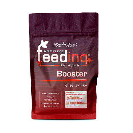 Green House Powder Feeding Booster