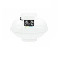 Prima Klima EC - Super Silent 1180m3/tim 160mm med fläktkontroller Temp/Minimum hastighet