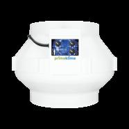 Prima Klima EC - Super Silent 1450m3/tim 250mm med fläktkontroller Temp/Minimum