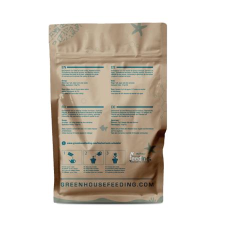 Green House Powder Feeding Enhancer