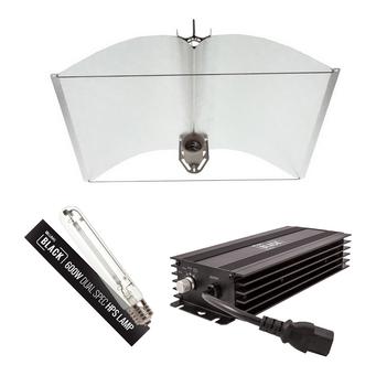 Lumii Black Azerwing 600W Digital Ballast Kit