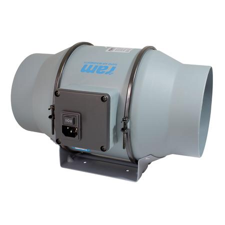 RAM Kanalfläkt - 150mm  398 / 517 m³