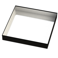 SJ Mylar Water Tray 90x90