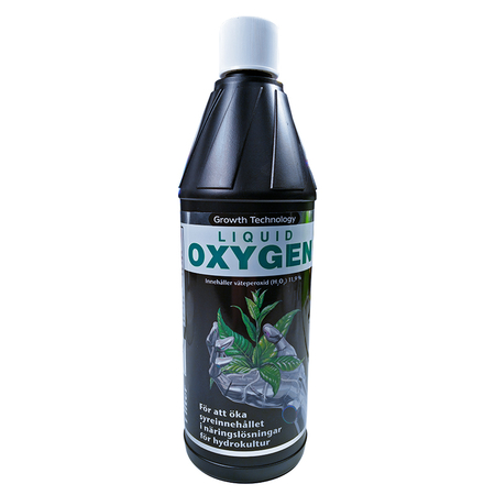 Growth Technology Liquid Oxygen 1L