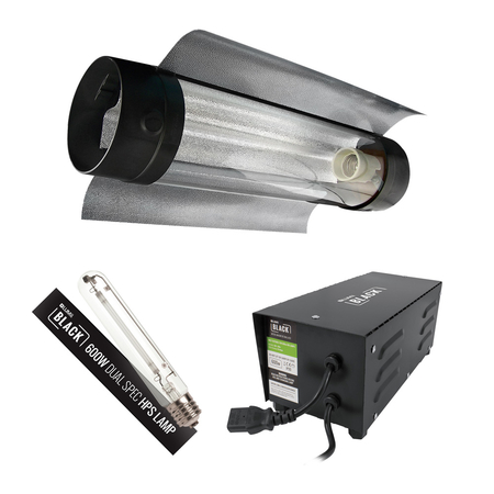 Lumii Black 600W Bas Cooltube Kit