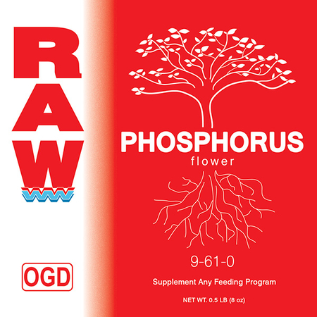 RAW Phosphorous