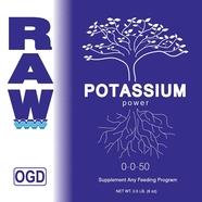 RAW Potassium