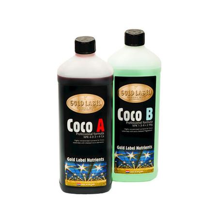 Gold Label Coco A & B