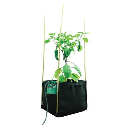 PLANT!T Dirt Pots fyrkantiga 17L
