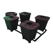 IWS Oxy-Pot R-DWC 16 Pot System