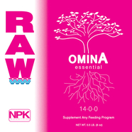 RAW Omina Amino Acids 57g