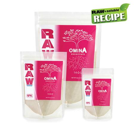 RAW Omina Amino Acids 57g
