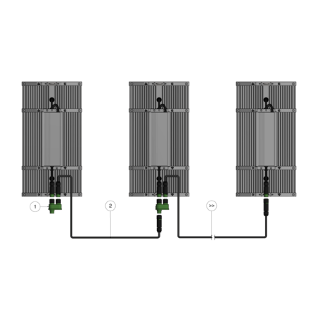 Telos Link Kabel 2m