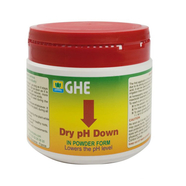 GHE Dry pH Down 250g