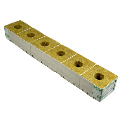 Rockwool Large Hole 100 x 100 x 65mm